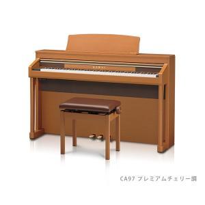 カワイ CA97 C / KAWAI 電子ピアノ CA-97 プレミアムチェリー調 送料無料 ポイントUPキャンペーン中|bbmusic