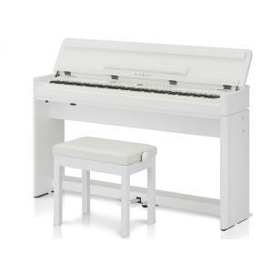 カワイ LS1 W / KAWAI 電子ピアノ LS-1 ホワイトサテン調 送料無料 ポイント5倍|bbmusic