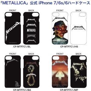 METALLICA 公式 iPhone 7/6s/6 ハードケース | メタリカ ポリカーボネート製 ハードケース|bbmusic