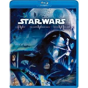 スター・ウォーズ オリジナル・トリロジー3枚組 BD   Blu-ray   ブルーレイ   スターウォーズ   SF   エピソード 4 5 6   DVD|bbooks