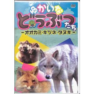 ゆかいなどうぶつたち−オオカミ・キツネ・タヌキ   DVD|bbooks