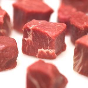 ステーキ 牛ヒレ サイコロステーキ 300g|bbq