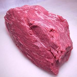 国産 牛肉 ブロック 塊肉 モモ (ランプ ウチモモ) 約500g 冷凍 ローストビーフ・セルフカット用|bbq