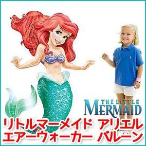 ディズニー プリンセス リトルマーメイド /アリエル/ ジャンボバルーン 約134cm バースデー ...