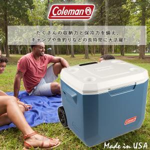コールマン エクストリーム 5 ホイール クーラー 50QT 容量約47L キャスター付き クーラーボックス 大型 bbrbaby 02