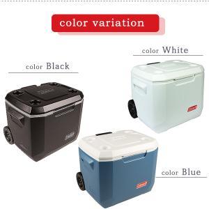 コールマン エクストリーム 5 ホイール クーラー 50QT 容量約47L キャスター付き クーラーボックス 大型 bbrbaby 08