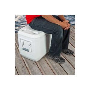 コールマン クーラーボックス エクストリーム ホイール クーラー /ホワイト/ 100QT 容量約95L 大型 キャスター付き|bbrbaby|04