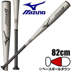 ミズノ バット 野球 軟式金属 セレクトナイン 82cm 640g平均 ミドルバランス 1CJMR13782 最速発売2019年NEWモデル 一般用 セレクト9|bbtown