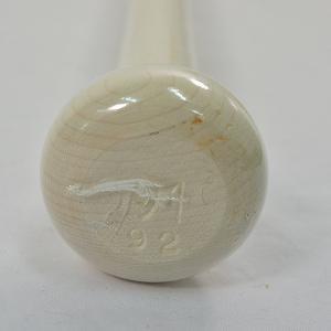 ミズノ ノックバット 野球 木製 硬式・軟式・ソフトボール対応 91cm 530g平均 1CJWK01991 2019限定 ノック用バット|bbtown|06
