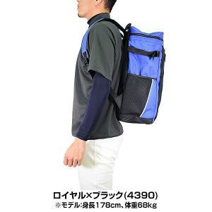 アシックス バックパック 野球 リュックサック バッグ 約30L 部活 合宿 林間学校 BEA365|bbtown|04