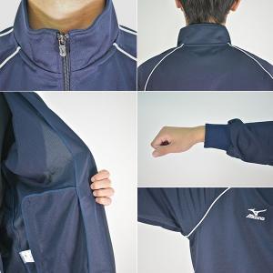 ジャージ上下セット ミズノ 野球 トレーニングウエア ウォームアップシャツ&ウォームアップパンツ 上下セット 12JC4R20 12JD4R20 野球ウェア|bbtown|06