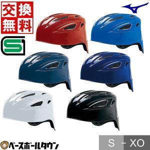 ミズノ ソフトボール キャッチャー ヘルメット 捕手 1DJHC301