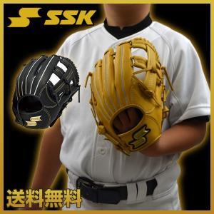 グラブ袋プレゼント 少年軟式用グローブ SSK 野球 プロエッジ オールラウンド用 ジュニア用 右投げ 取寄 g10o 少年用 P5_GRBメンズ|bbtown
