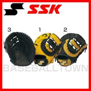 軟式用ファーストミット SSK 野球 プロエッジ 一塁手用 右投げ・左投げ 取寄 グラブ袋プレゼント g10o P5_GRBメンズ|bbtown