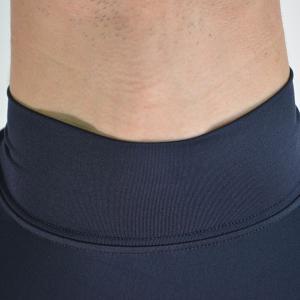 ワケアリ!サイズ偏り ゼット 半袖アンダーシャツ ハイブリッドアンダーシャツ ハイネック BO1720 メール便可 一般用 高校野球|bbtown|05