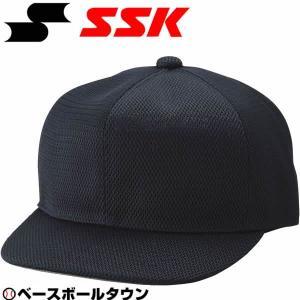 SSK 野球 審判帽子 六方オールメッシュタイプ  BSC46|bbtown