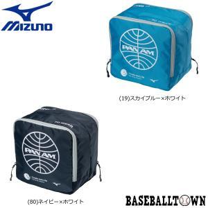 ミズノ PANAMトラベルポーチS B3JM0X03 トラベルウエア バッグ 野球用品ベースボールタウン