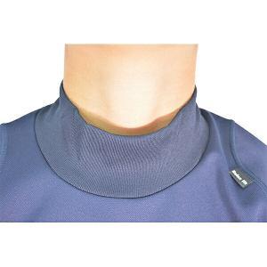 メール便可 デサント 野球 アンダーシャツ ジュニアハイネック長袖リラックスフィットシャツ 軽量保温 JSTD-652 少年用 メンズ|bbtown|05