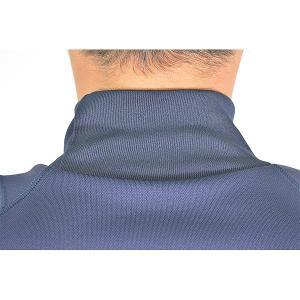 メール便可 デサント 野球 アンダーシャツ ジュニアハイネック長袖リラックスフィットシャツ 軽量保温 JSTD-652 少年用 メンズ|bbtown|06