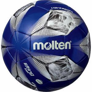 モルテン サッカーボール ヴァンタッジオ リフティングボール 直径約18cm 約400g ブルー×ブ...