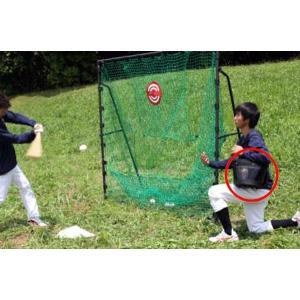 野球 エナメルボールケース デカ文字刺繍サービス 軟式球 約3ダース収納可 ボールバッグ FBC-36 フィールドフォース|bbtown|04