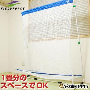 野球 室内用バッティングネット ナノミニボール(FNMB-75)対応 練習用品 FBN-1613SNN フィールドフォース ラッピング不可|bbtown