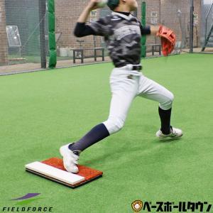 野球 練習 ピッチプレート 学童公式サイズ 投球 ピッチング FPP-1046 フィールドフォース 8/26(月)発送予定 予約販売