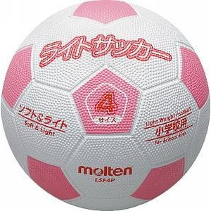 モルテン サッカーボール ライトサッカー 4号球 LSF4P P5_SCメンズ|bbtown