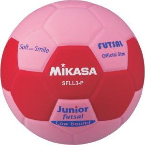 ミカサ スマイルフットサル3号 SFLL3-P フットサルボール
