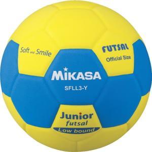 ミカサ スマイルフットサル3号 SFLL3-Y フットサルボール