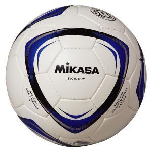 ミカサ サッカーボール 4号検定球 手縫い 白 SVC40TP-Wメンズ|bbtown