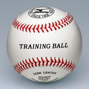 ミズノ ボール 野球 硬式用練習球 トレーニング ティーバッティング用(240g) 1BJBH80000|bbtown
