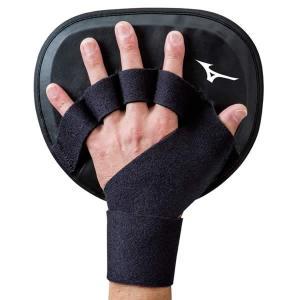 ミズノ キャッチトレーナー 野球 トレーニング 右利き:左手用