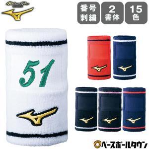 ミズノ ミズノプロ リストバンド 野球 デザインタイプ 1個入り 52YS194 メール便可|bbtown