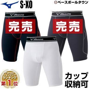 野球 スライディングパンツ ファウルカップ収納式 パッド付き 52CP200 野球ウェア メール便可|bbtown