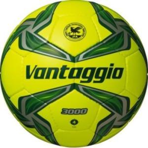 名入れ可(有料) モルテン サッカーボール ヴァンタッジオ3000 4号・検定球 ライトイエロー×グリーン F4V3000-YG P5_SCメンズ|bbtown