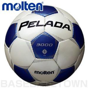 モルテン フットボール ペレーダ3000 5号球 シャンパンシルバー×メタリックブルー P5_SCメンズ|bbtown