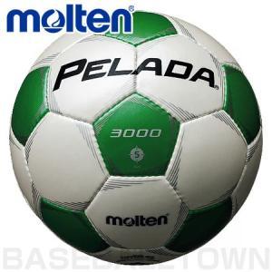 モルテン フットボール ペレーダ3000 5号球 シャンパンシルバー×メタリックグリーン F5P3000-WG P5_SCメンズ|bbtown