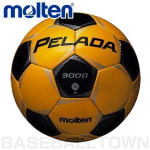 モルテン フットボール ペレーダ3000 5号球 メタリックイエロー×メタリックブラック P5_SCメンズ|bbtown