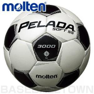名入れ可(有料) モルテン フットボール ペレーダ3005 5号球 シャンパンシルバー×メタリックブラック P5_SCメンズ|bbtown