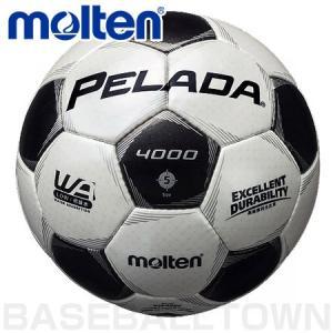モルテン フットボール ペレーダ4000 5号球 シャンパンシルバー×メタリックブラック P5_SCメンズ|bbtown