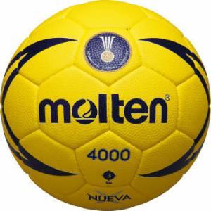 モルテン ハンドボール ヌエバX4000 3号球 国際公認球 検定球 H3X4000 メンズ|bbtown
