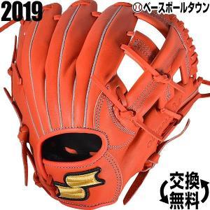 SSK グローブ 野球 軟式 少年 スーパーソフト オールラウンド 右投げ Rオレンジ SSJ961 ジュニア|bbtown