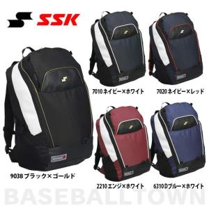 SSK 野球 バッグパック 約34L BA150 部活 合宿 旅行 林間学校 かばん|bbtown