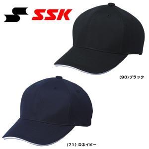 SSK 野球 帽子 六方型アメリカンメッシュ BCG062 野球帽 練習帽 ベースボールキャップ メンズ|bbtown