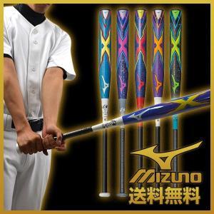 ミズノ ソフトボールバット 3号 ゴムボール用コ...の商品画像