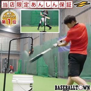 野球 練習 スウィングパートナー・バックスピン 硬式・軟式球対応 FBST-301 フィールドフォー...