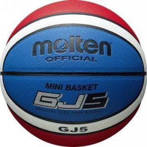 名入れ可(有料) モルテン バスケットボール GJ5 5号球