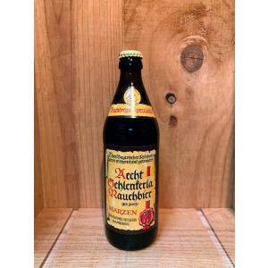 ドイツビール シュレンケルラ  ラオホ ビア メルツェン 500ml|bbuehata