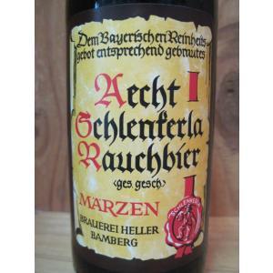 ドイツビール シュレンケルラ  ラオホ ビア メルツェン 500ml|bbuehata|02